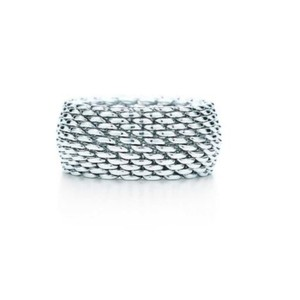 ccce383d2 Tiffany & Co. Rings on Sale - Up to 70% off at Tradesy