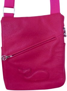 Bungalow Fushia Messenger Bag