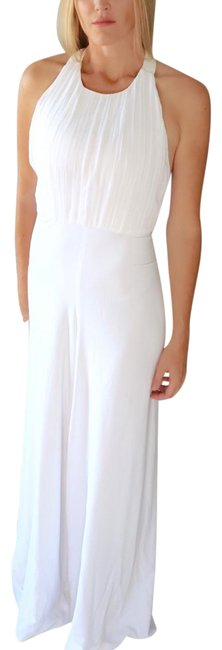 Item - White Romper Pants Size 4 (S, 27)