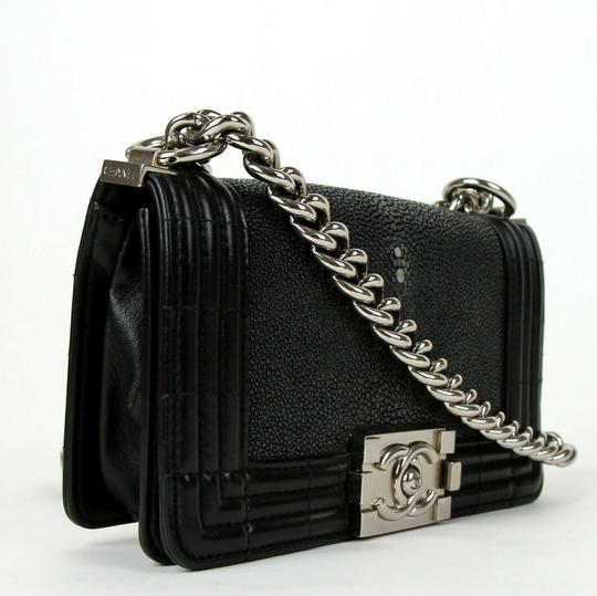 Chanel Stingray/Leather Small Cross Body Bag Image 2