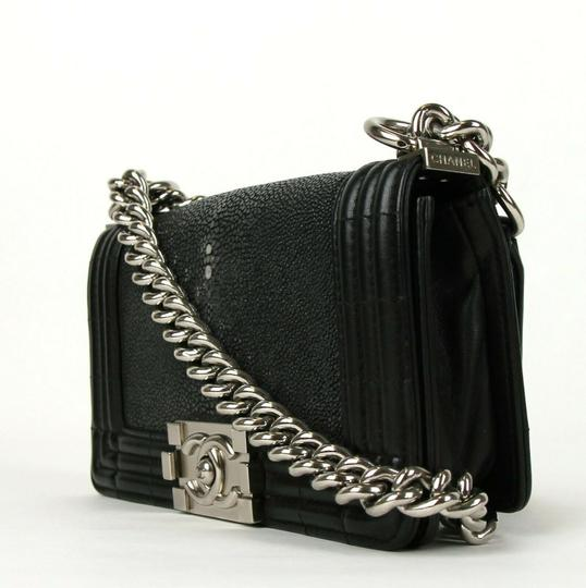 Chanel Stingray/Leather Small Cross Body Bag Image 3