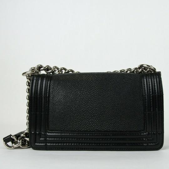 Chanel Stingray/Leather Small Cross Body Bag Image 4