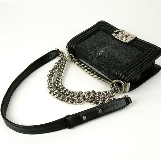 Chanel Stingray/Leather Small Cross Body Bag Image 5