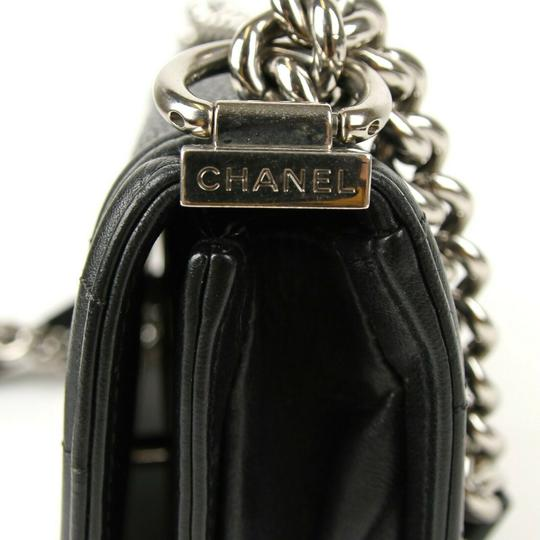 Chanel Stingray/Leather Small Cross Body Bag Image 6