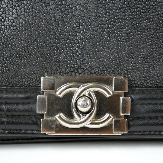 Chanel Stingray/Leather Small Cross Body Bag Image 9
