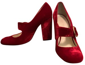 Bettye Muller Red Pumps