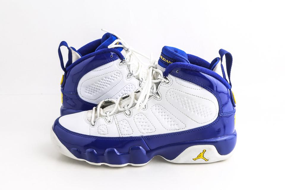 quality design 678ae 59c4e Blue Air Jordan 9 Retro Shoes