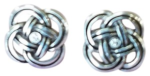 Brighton New with Bag - Brighton Celtic-knot inspired post earrings