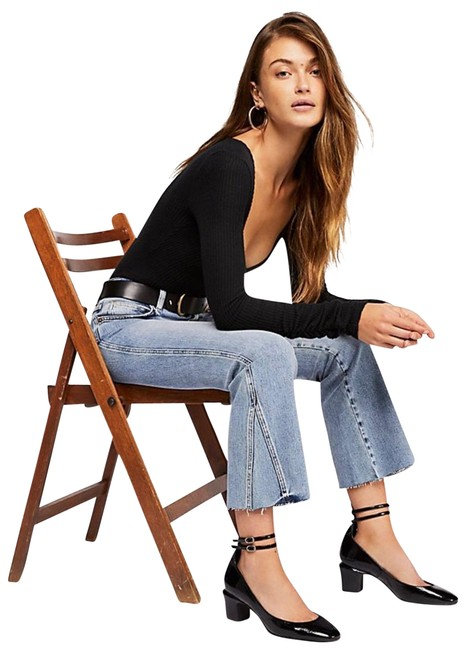 Item - Cropped Flared Boot Cut Jeans Size 2 (XS, 26)