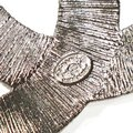 Chanel Large CC Baguette Crystal Flashy Brooch Image 8