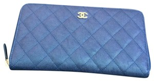Chanel 19S Large Zip Wallet