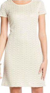 Evan Picone short dress Beige on Tradesy