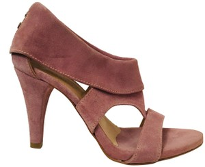 Butter Suede Leather Nude Sandals