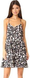 ANINE BING short dress floral on Tradesy