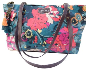 Sakroots Tote in multi color