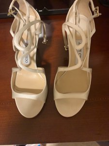 Jimmy Choo Ivory New Pumps Size US 7 Regular (M, B)