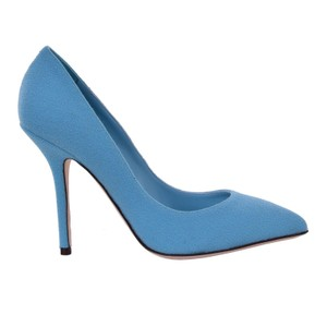 Dolce&Gabbana Sky Blue Pumps