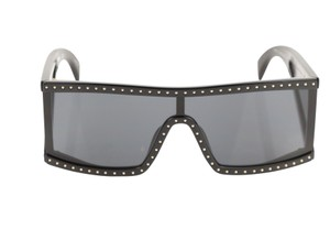 Moschino Studded Shield Square