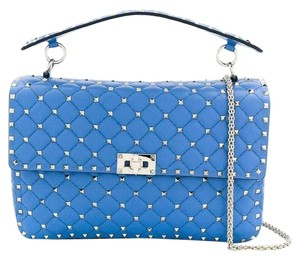 Valentino Rockstud Studded Classic Crossbody Shoulder Bag
