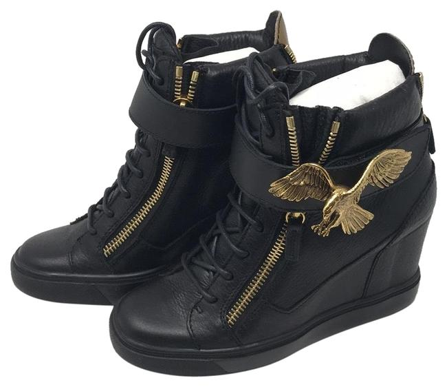 Item - Black Gold New Sneakers Size EU 39 (Approx. US 9) Regular (M, B)