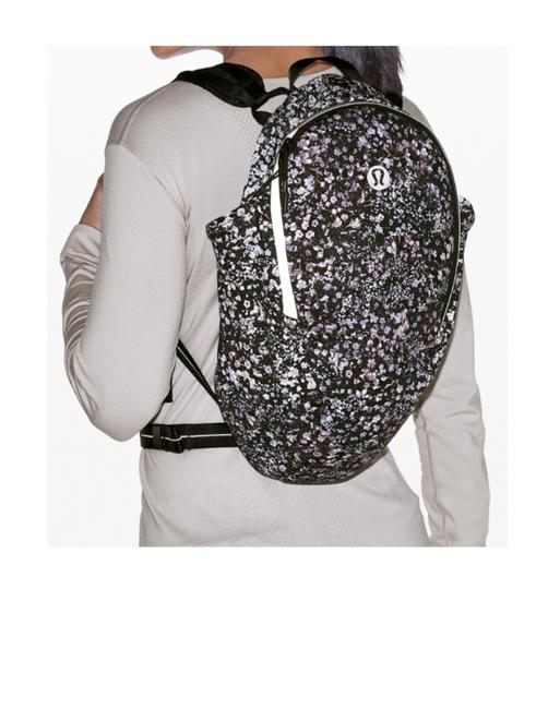 Item - Fast and Free Floral Spritz Multi Polyester Backpack