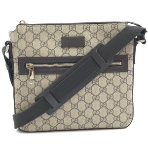 860f100d58b3 Gucci Canvas Guccissima Cross Body Strap Shoulder Bag