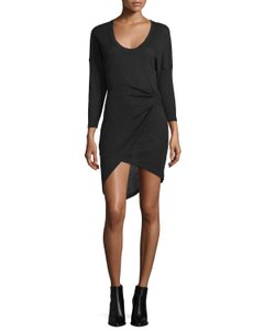 IRO short dress Mini Knot Bodycon Long Sleeve on Tradesy