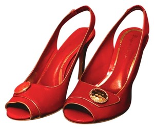 Diego di Lucca Red Pumps