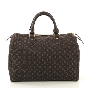 Louis Vuitton Monogram Idylle Bandouliere Satchel in brown