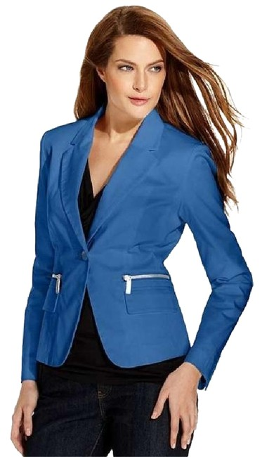 Preload https://item1.tradesy.com/images/michael-kors-all-zipped-up-blazer-size-4-s-254465-0-1.jpg?width=400&height=650