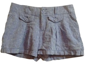 Anthropologie Rn #66170 Shorts Denim blue