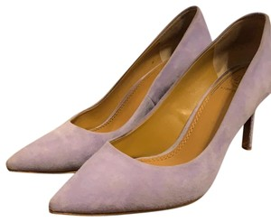 Tory Burch lavender Pumps