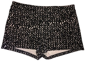 Express Mini/Short Shorts Black , White