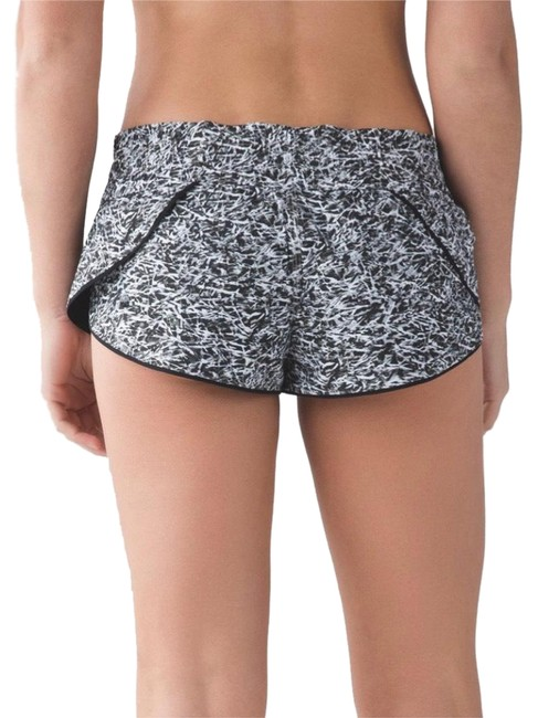 Item - Mini Ripple White Seal Grey / Black New Surf Ii Activewear Bottoms Size 10 (M)