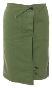 Boy. by Band of Outsiders Skirt Green, Olive Green