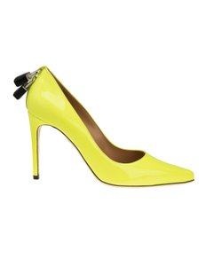 DSquared Sneakers Heels Yellow Pumps