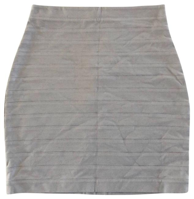 Item - Gray Skirt Size 4 (S, 27)