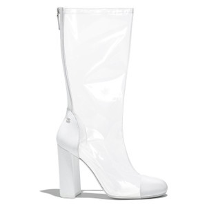 849ac878213 Chanel Boots and Booties on Sale - Up to 70% off at Tradesy (Page 8)