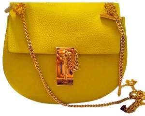 cc6d2e8f8 Yellow Leather Chloé Cross Body Bags - Up to 70% off at Tradesy