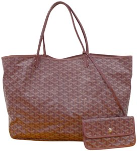 Goyard Neverfull Shopper Fidji Tote in Brown