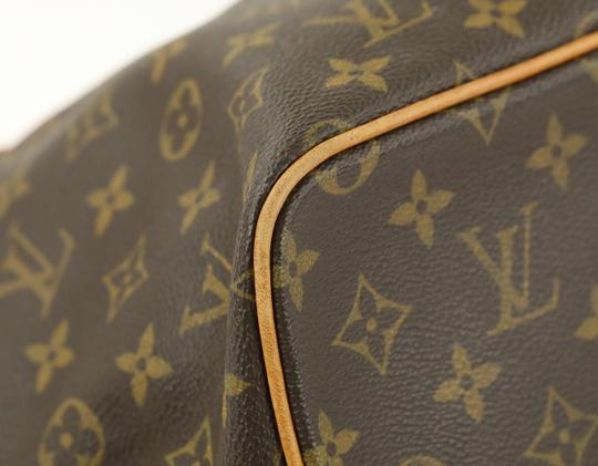 Louis Vuitton Palermo Pm Canvas Satchel in Brown Image 4