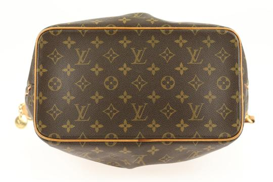 Louis Vuitton Palermo Pm Canvas Satchel in Brown Image 5