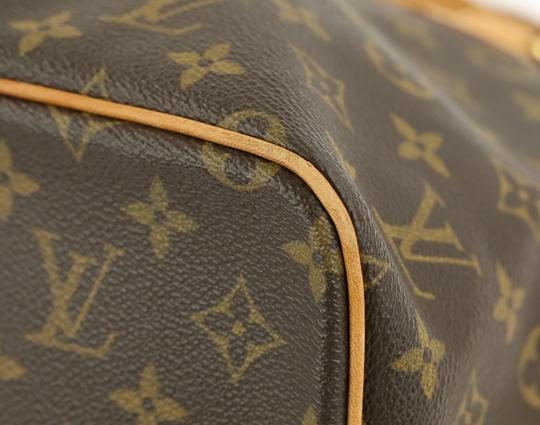 Louis Vuitton Palermo Pm Canvas Satchel in Brown Image 6