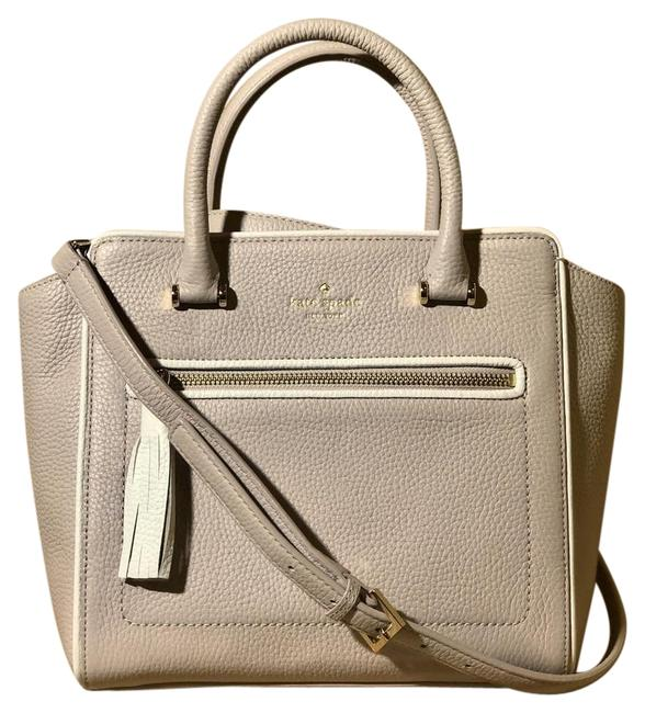 Item - New Small Allyn Chester Street Tote Wkru4322 Rosecloud/Cream Leather Cross Body Bag