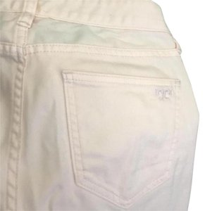 Tory Burch White Summer Pants Summer White Pants Summer Evening Pants Skinny Jeans