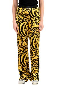 Versace Athletic Pants Multicolor