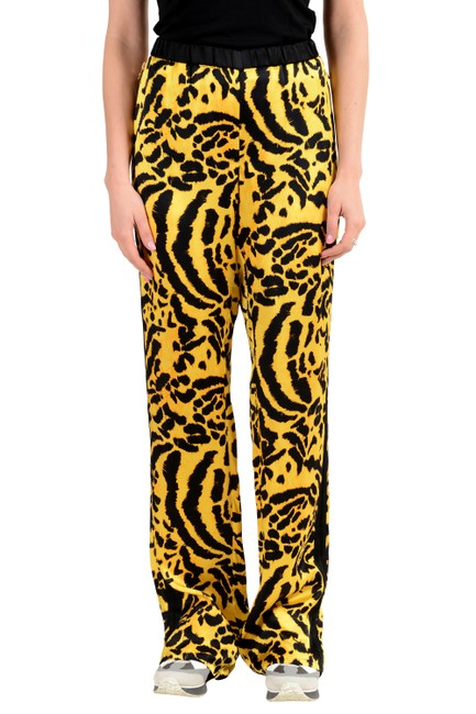Versace Athletic Pants Multicolor Image 0