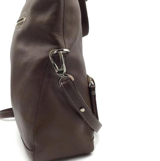Longchamp Tote in Brown Image 1