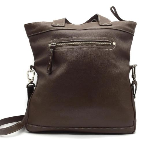 Longchamp Tote in Brown Image 2