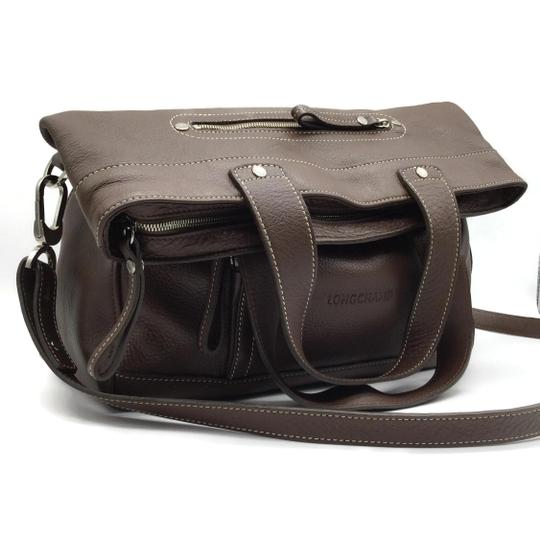 Longchamp Tote in Brown Image 5